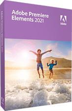 PC/Mac - Adobe Premiere Elements 2021 /D