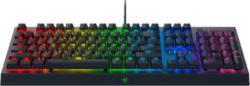 RAZER BlackWidow V3 Green Switch DE - Tastiera da gioco (Nero)