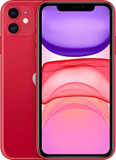 "APPLE iPhone 11 (2020) - Smartphone (6.1 "", 256 GB, Red)"