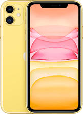 "APPLE iPhone 11 (2020) - Smartphone (6.1 "", 128 GB, Yellow)"