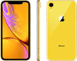 "APPLE iPhone XR - Smartphone (6.1 "", 128 GB, Yellow)"