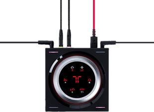 EPOS SENNHEISER GSX 1200 PRO - Amplificatore audio (Nero)