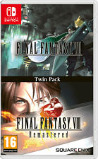 Switch - Final Fantasy VII & Final Fantasy VIII : Remastered - Twin Pack /F