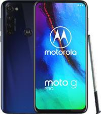 "MOTOROLA Moto G Pro - Smartphone (6.4 "", 128 GB, Mystic Indigo)"