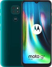 "MOTOROLA Moto G9 Play - Smartphone (6.5 "", 64 GB, Forest Green)"