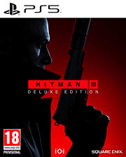 PS5 - Hitman 3: Deluxe Edition /D