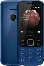 NOKIA 225 4G - Mobiltelefon (Blau)