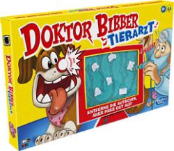 HASBRO Doktor Bibber: Tierarzt - Gioco da tavolo (Multicolore)