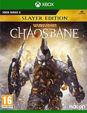 Xbox Series X - Warhammer: Chaosbane - Slayer Edition /D/F