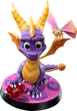 FIRST 4 FIGURE Spyro the Dragon: Exclusive Edition - Sammelfigur  (Mehrfarbig)