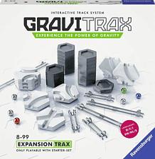 RAVENSBURGER GraviTrax - Trax (Set di estensione) - Sistema circuito per biglie (Multicolore)