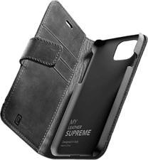 CELLULAR LINE Supreme - Custodia a libro (Adatto per modello: Apple iPhone 12 mini)