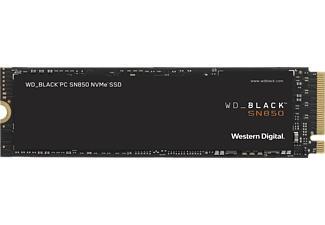 WESTERN DIGITAL WD_BLACK SN850 NVMe (senza dissipatore di calore) - Disco rigido (SSD, 500 GB, Nero)