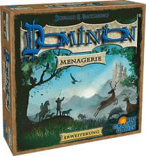 RIO GRANDE GAMES Dominion: Menagerie (Add-On) - Jeu de société (Multicolore)