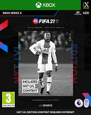 Xbox Series X - FIFA 21: NXT LVL Edition /Mehrsprachig