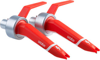 ORTOFON Stylus Concorde MKII Digital - Tonabnehmer (Rot/Weiss)
