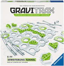 RAVENSBURGER GraviTrax Tunnel - Erweiterungsset (Weiss/Grün)