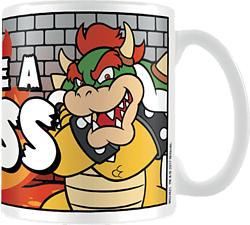 PYRAMID Super Mario: Like A Boss - Tasse (Mehrfarbig)