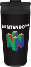 PYRAMID Nintendo: N64 - Tazza (Nero)