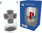 MediaMarkt GB EYE LTD PlayStation: Buttons - Bicchiere (Trasparente)