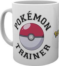GB EYE LTD Pokémon: Trainer - Tazze (Bianco)