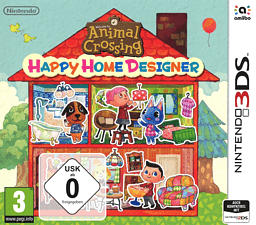 3DS - Animal Crossing: Happy Home Designer /D