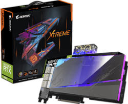 GIGABYTE AORUS GeForce RTX 3080 XTREME WATERFORCE WB 10G - Grafikkarte