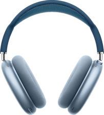 APPLE AirPods Max - Bluetooth Kopfhörer (Over-ear, Sky Blau)