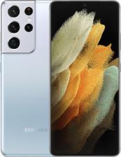 "SAMSUNG Galaxy S21 Ultra 5G - Smartphone (6.8 "", 128 GB, Phantom Silver)"