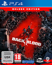 PS4 - Back 4 Blood: Deluxe Edition /D/F