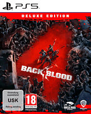 PS5 - Back 4 Blood: Deluxe Edition /D/F