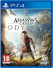 PS4 - Assassin's Creed: Odyssey /D
