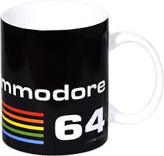 PYRAMID Commodore 64 - Tasse (Mehrfarbig)