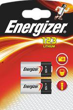 ENERGIZER Lithium 123 - Batteria