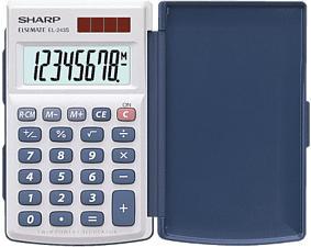 SHARP EL243S - Taschenrechner