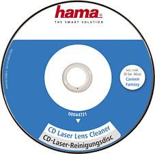 HAMA Pulizia CD per la testina di lettura - Disco per pulizia laser