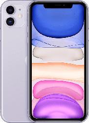 APPLE iPhone 11 NE 64 GB Violett Dual SIM