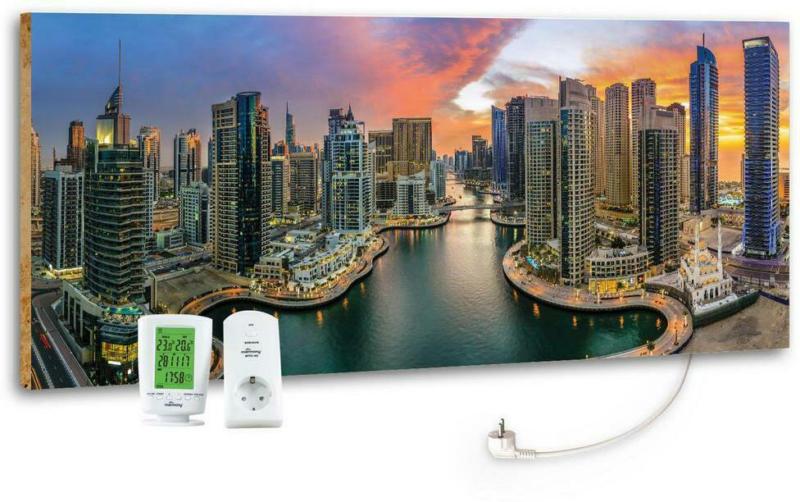 Infrarot-Heizpaneel Dubai B: 40 cm