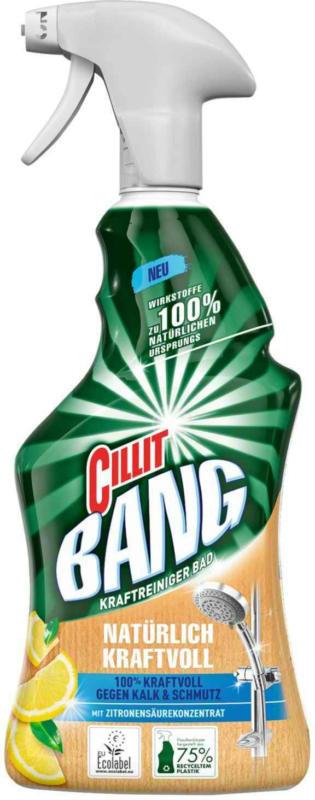 Cillit Bang Kraftreiniger Bad 750 ml -