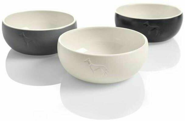 "Keramik Napf ""Lund"", schwarz 1100 ml"