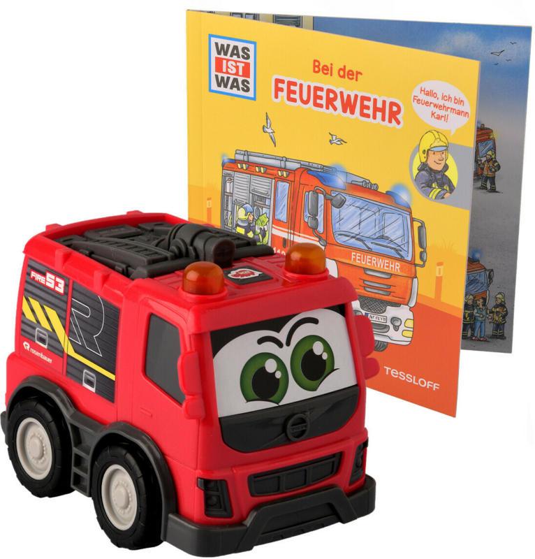 WAS IST WAS Fahrzeug und Buch Feuerwehr (Nur online)