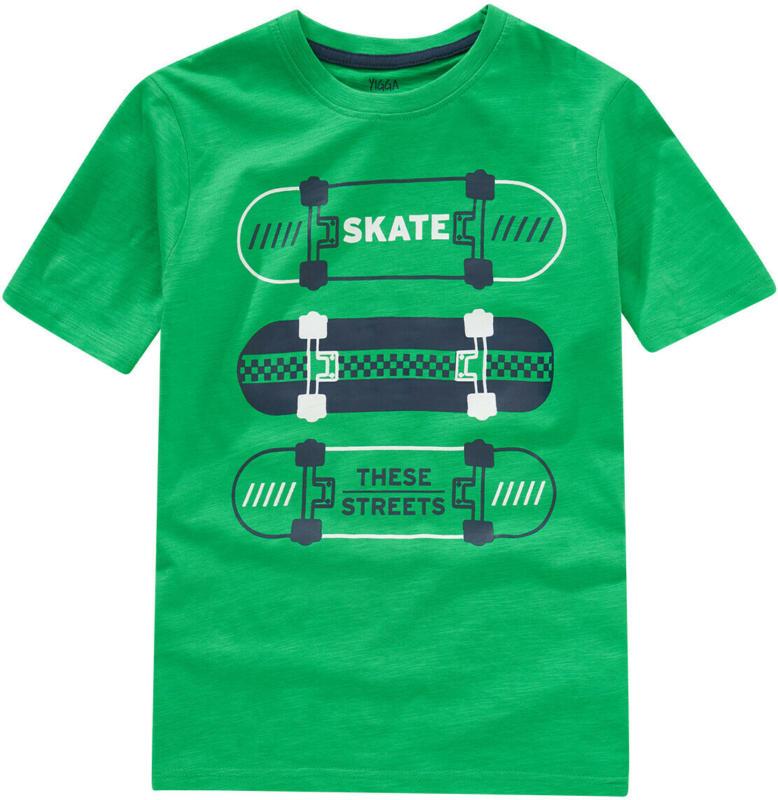 Jungen T-Shirt mit Skater-Print (Nur online)