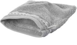 Waschhandschuh mit Jacquard-Bordüre (Nur online)