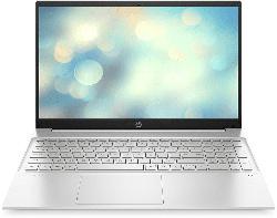 HP Pavilion 15-eg0300ng, Notebook mit 15.6 Zoll Display, Core™ i5 Prozessor, 8 GB RAM, 512 GB SSD, Iris Xe Graphics, Silber