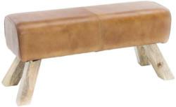 Hocker Leder B: 90 cm