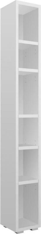 Regalelement 25/191/27 cm Weiß