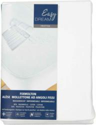 Easy Dream Mollettone ad angoli fissi 160 x 200 cm -