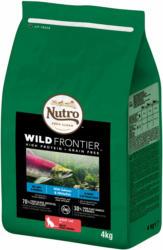 Nutro Cat Wild Frontier Adult mit Lachs & Weissfisch 4kg