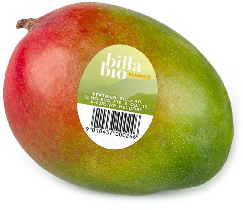 BILLA Bio Mango aus Burkina Faso