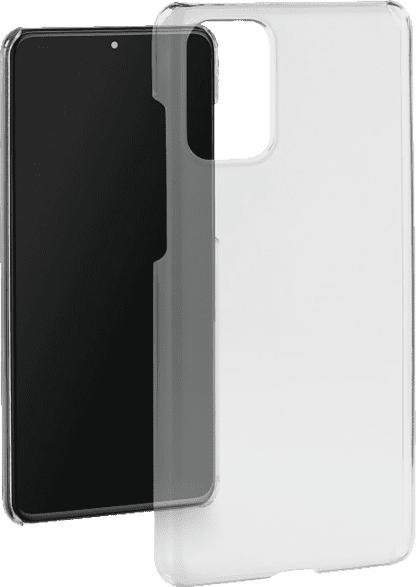 HAMA Antibakteriell , Backcover, Samsung, Galaxy S20+ (5G), Polycarbonat, Transparent